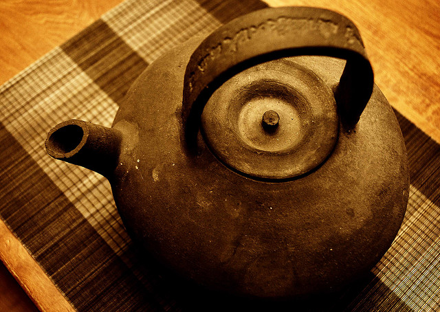 Water Jug. Photo by Ross Pollack. (Flickr)