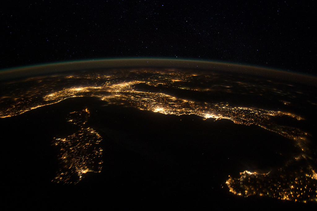 Photo: European Panorama, by NASA's Marshall Space Flight Center (Flickr)