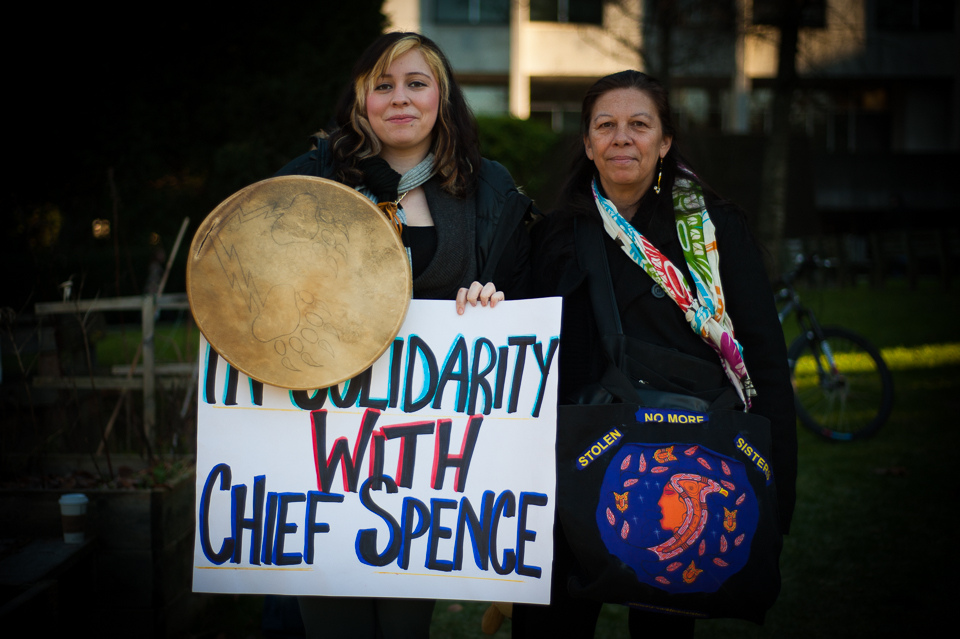Photo: IdleNoMore - Jan 11, by Caelie_Frampton (Flickr