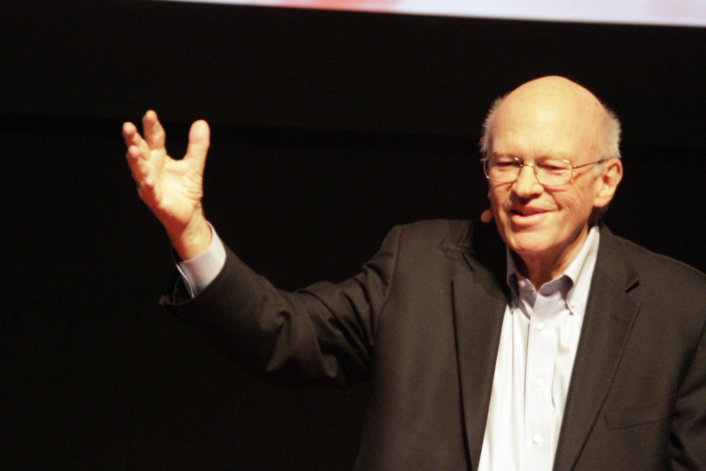 Photo: Ken Blanchard at TedXSanDiego (Used via Creative Commons License - Flickr)