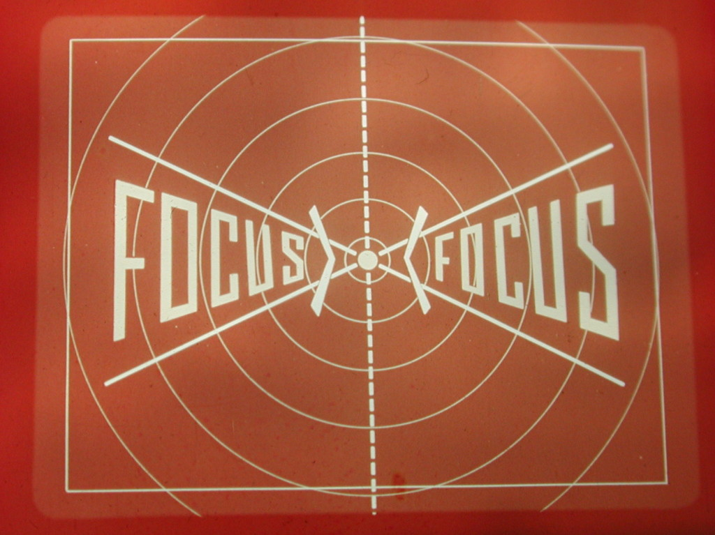 Photo: Focus Focus, by Bart Everson (Flickr)