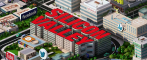 Silicon Valley title card