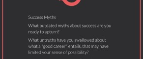 Curiosity Experiment No. 6: Success Myths