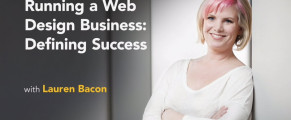 Defining Success with Lauren Bacon at Lynda.com