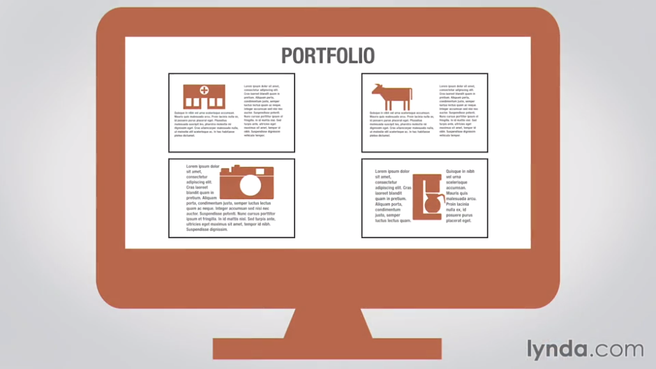 Planning a Web Design Portfolio: Getting a Job