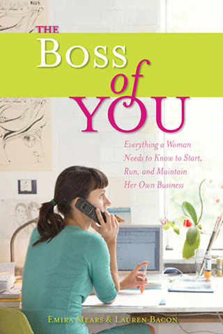 The Boss of You book cover